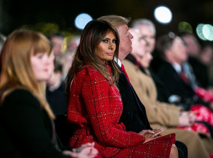Фото №3 - Тихий омут Мелании Трамп: что не так с Первой леди США (и c ее отношениями с президентом)