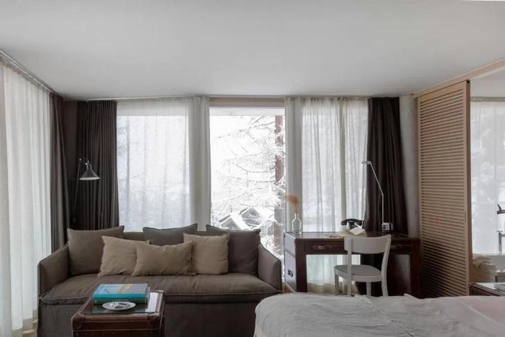Фото №8 - Обновленный отель Cervo Mountain Resort в Церматте