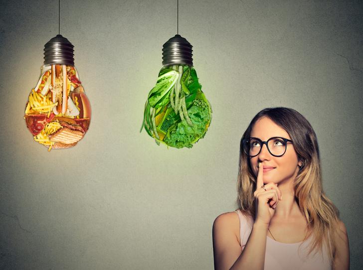 Фото №1 - Нарушения пищевого поведения, или почему формула «надо меньше есть» не работает