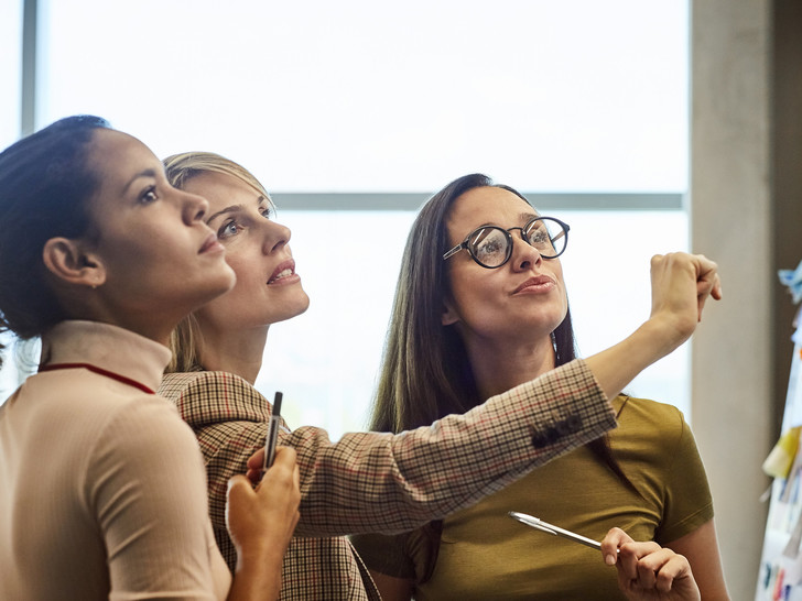 Фото №4 - Команда мечты: 5 преимуществ женского коллектива перед мужским