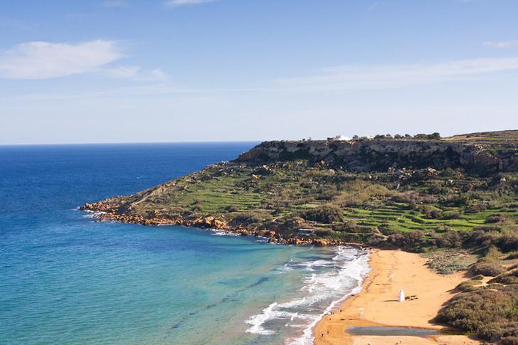 Фото №4 - В самом расцвете: 9 необычных цветных пляжей