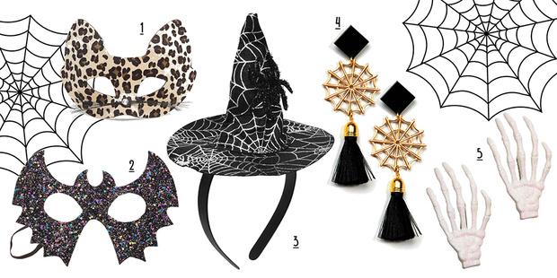Фото №2 - 10 аксессуаров для Хэллоуина