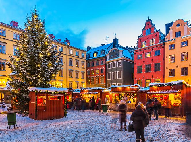 Фото №11 - Праздник к нам приходит: 12 лучших европейских рождественских ярмарок