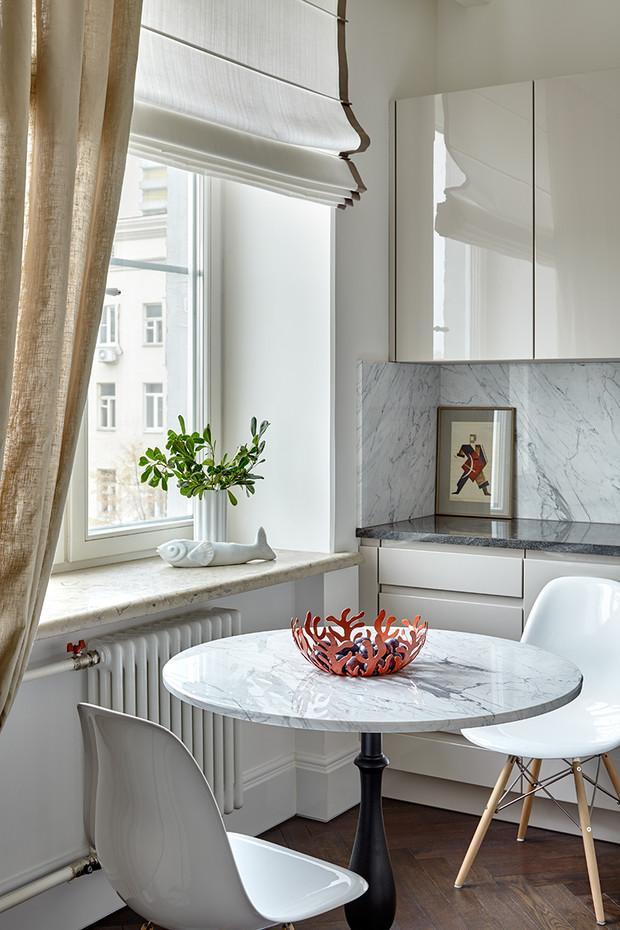 Фото №4 - Как сделать интерьер красивым, но при этом простым в уборке?