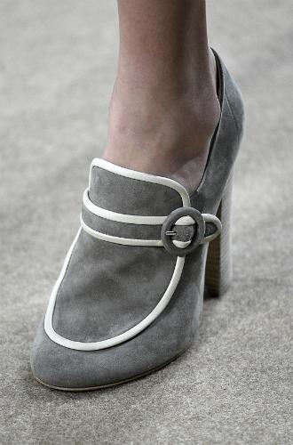 Фото №61 - Самая модная обувь сезона осень-зима 16/17, часть 1