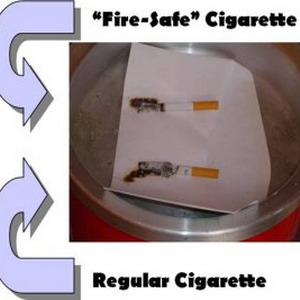 Фото №1 - Европа перейдет на противопожарные сигареты