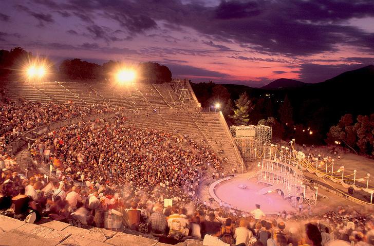 Фото №2 - Идеи для отпуска: Греция