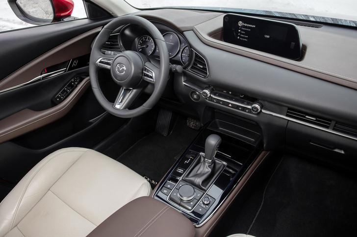 Фото №4 - Mazda CX-30: модель минус-сайз
