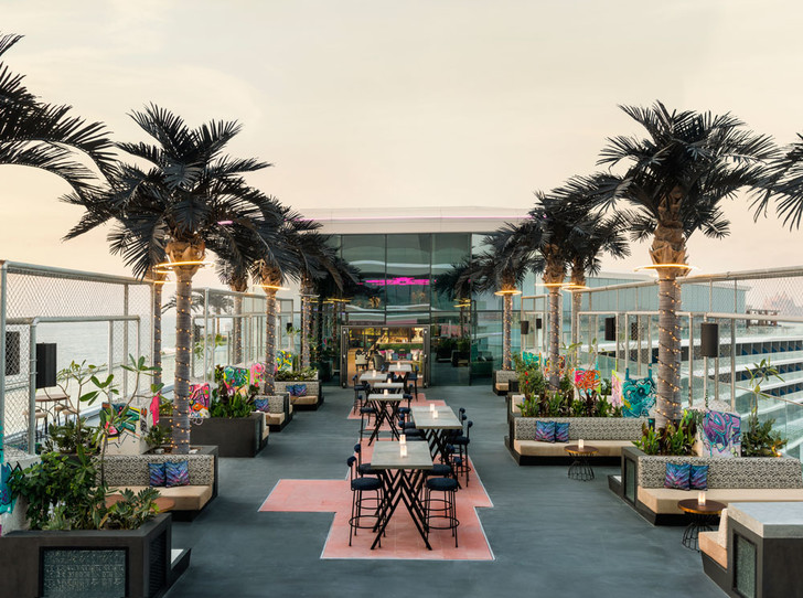 Фото №4 - От заката до рассвета: атмосферный курорт в самом сердце Дубая
