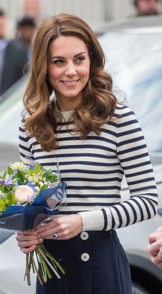 Фото №8 - Королева Zoom: как герцогиня Кейт одевается на карантине