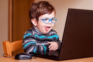 Фото №1 - Компьютер детям неигрушка