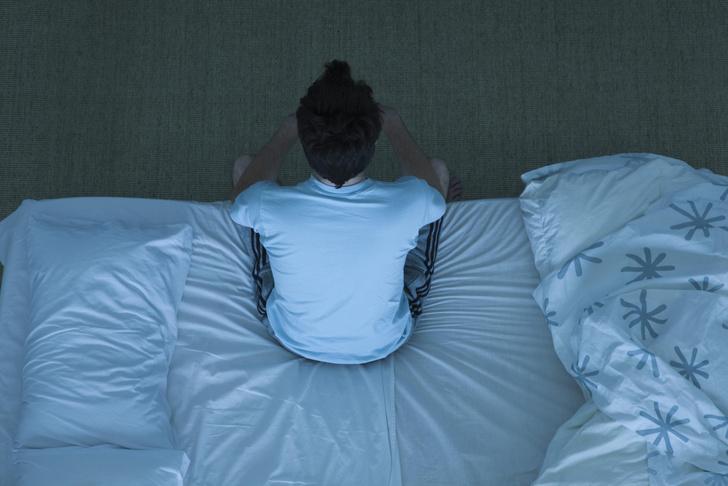 Фото №1 - Названо еще одно негативное последствие бессонных ночей