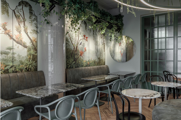 Фото №6 - Кафе-кулинария в Краснодаре