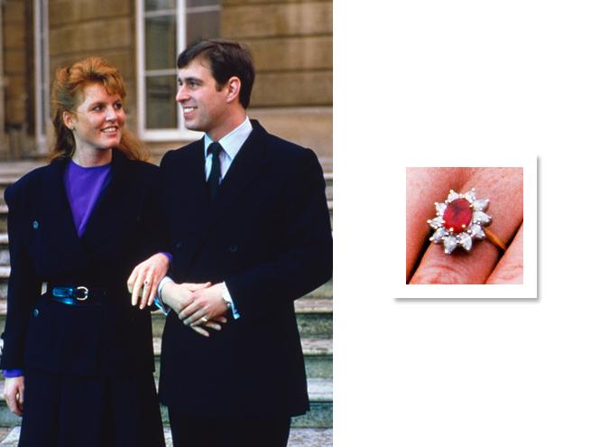 Фото №4 - Помолвочные кольца Виндзоров: проклятый рубин, кармический сапфир и порочный изумруд