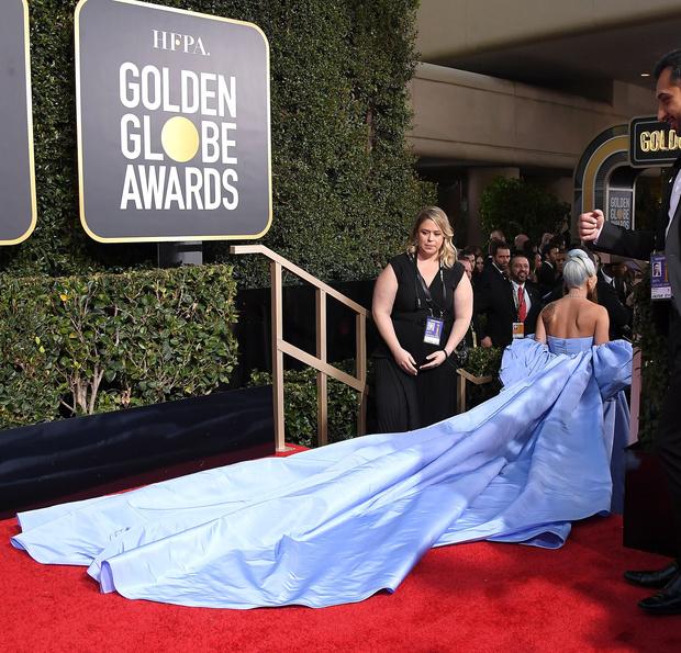 Фото №3 - Вокруг платья Леди Гаги за 500 тысяч поднялся скандал