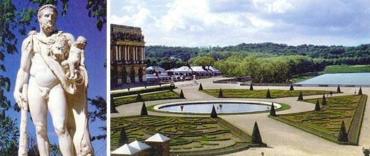 Фото №2 - Дворцы и фонтаны Версаля