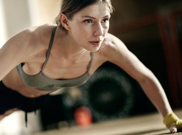 Фото №1 - Тренировка олимпийцев: как заниматься 15 минут в день и оставаться в форме