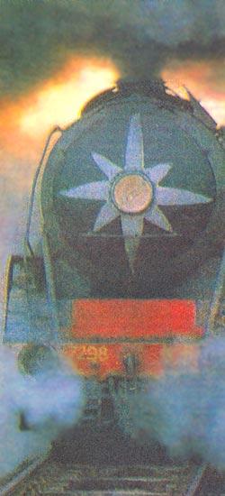 Фото №1 - Дворец махараджей на колесах