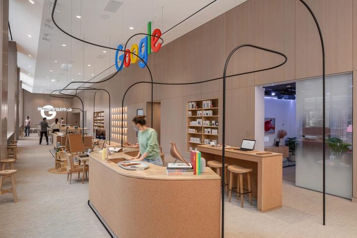 Фото №4 - Первый магазин Google в Нью-Йорке