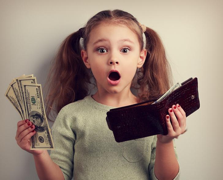 Ребенок и деньги аспекты правильного воспитания
