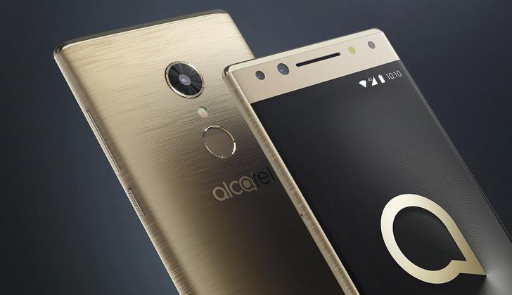 Фото №1 - Новые смартфоны Alcatel уже в России