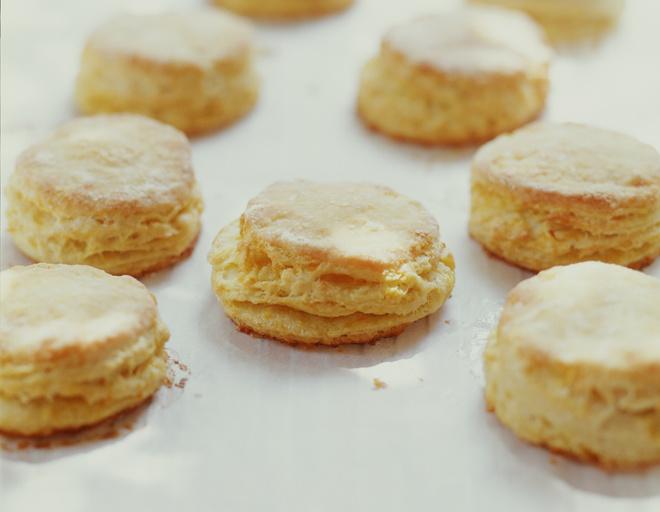 Очень легкие и вкусные печенья 8