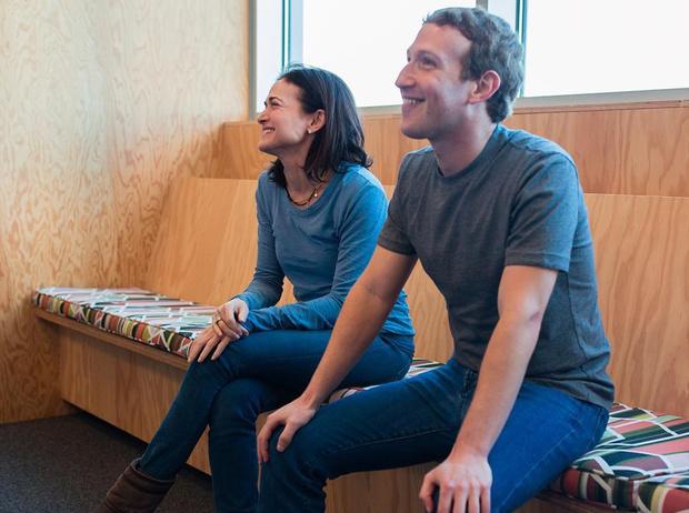 Фото №17 - Королева соцсетей: история Шерил Сэндберг, второго человека в Facebook