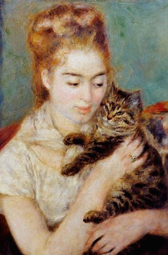 7 фактов о женщинах и кошках | Marie Claire