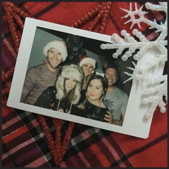 Фото №13 - Звездный Инстаграм: Рождество