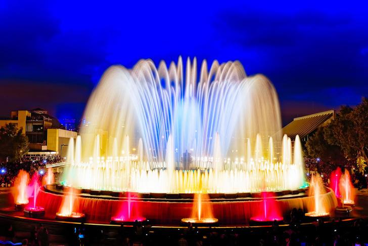 Фото №3 - Названы лучшие фонтаны мира