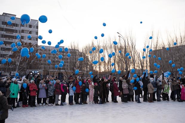 Фото №3 - NIVEA отпразднует юбилей акции «Голосуй за свой каток!» открытием трех ледовых площадок