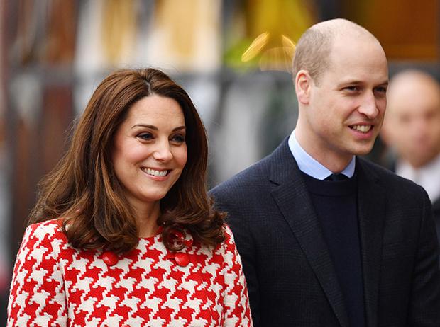 Фото №1 - Кейт Миддлтон и принц Уильям в Швеции: день второй