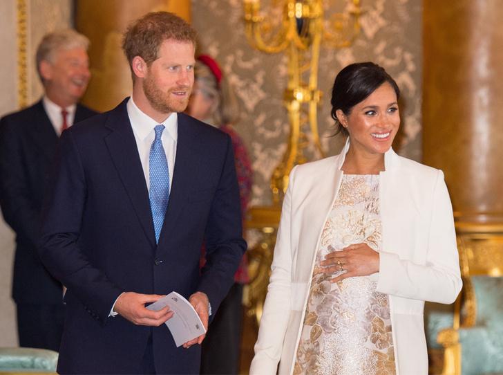 Фото №1 - Принц Гарри пошутил насчет второго ребенка (но получилось странно)