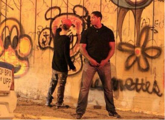 Джастин Бибер едва не оказался в тюрьме из-за граффити, оставленном на одной из стен в Рио-Де-Жанейро