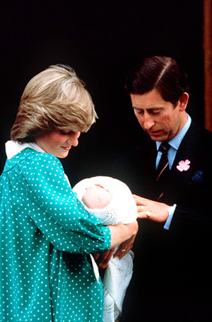 Фото №2 - Принц Уильям: история в фотографиях