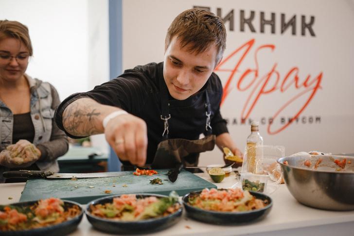 Фото №3 - В Санкт-Петербурге прошёл второй летний фестиваль «Пикник Абрау»