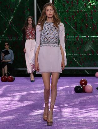 Фото №32 - Неделя Высокой моды в Париже: Dior Couture AW2015/16