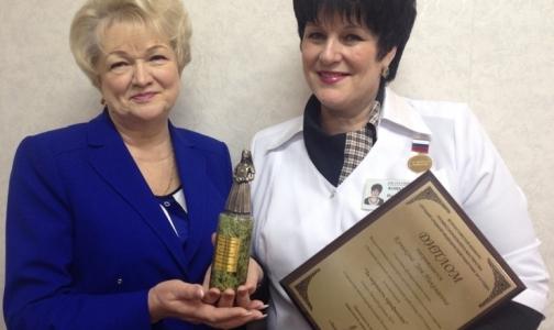 Фото №1 - Петербургская медсестра получила всероссийское признание за верность профессии