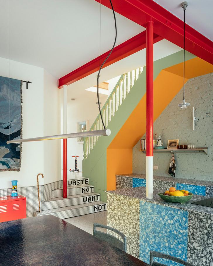 Фото №3 - Дом со стеклянной пристройкой в Лондоне