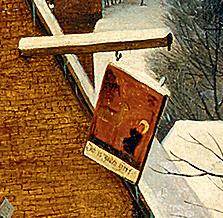 Фото №4 - «Охотники на снегу» Брейгеля: 9 интересных фактов