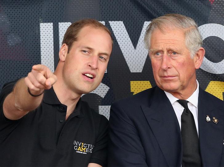 Фото №1 - Как Уильям узнал о своем статусе будущего короля