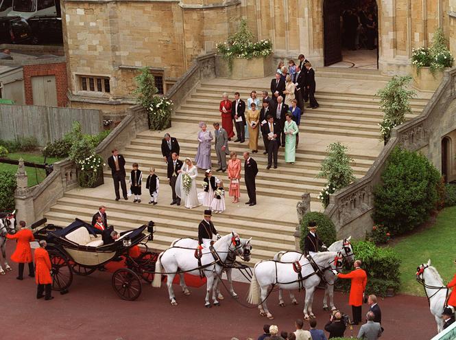 Фото №11 - Меган Маркл нарушит одну свадебную традицию, но соблюдет 5 других