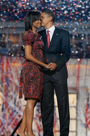 Фото №5 - От супруги президента к модной иконе: эволюция стиля Мишель Обамы