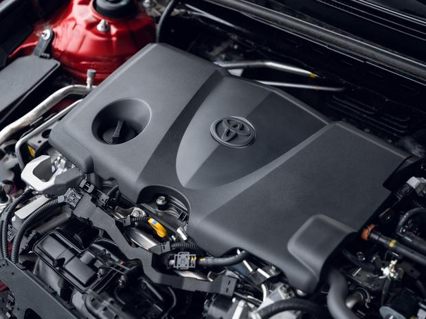Фото №5 - 4 аргументированных факта об обновленной Toyota Camry