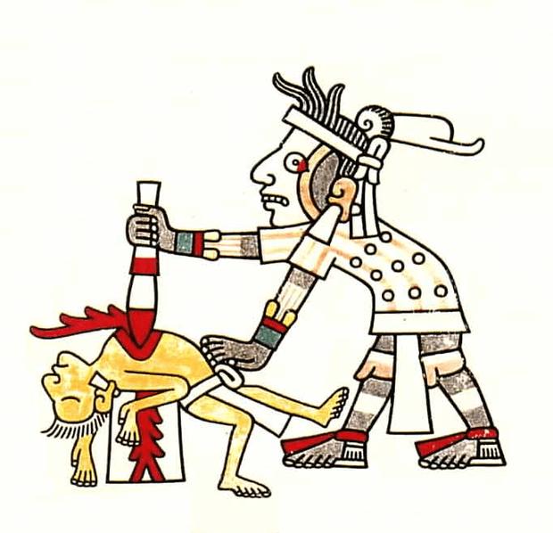 Фото №4 - Экзотические сексуальные обычаи древних ацтеков