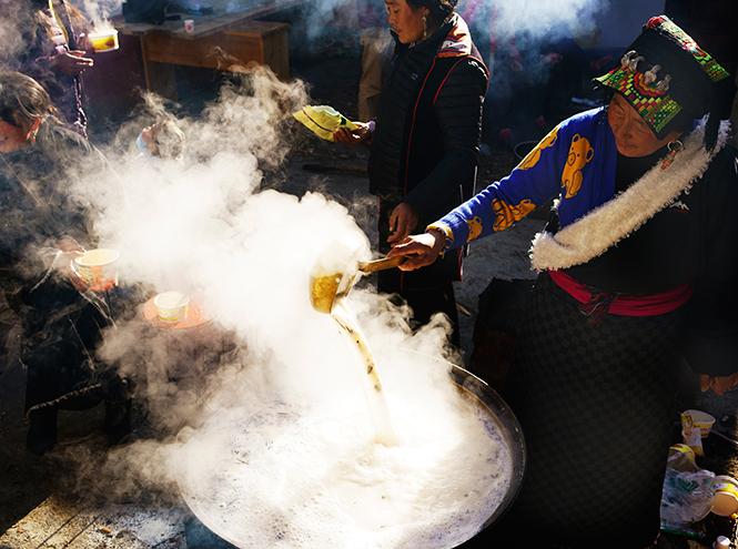 Фото №2 - Тибетская медицина: правильное питание и хорошие сочетания продуктов