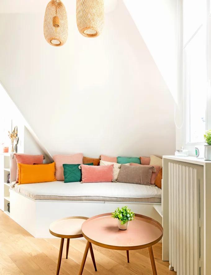 Фото №2 - 7 способов использовать скамейки и банкетки в интерьере