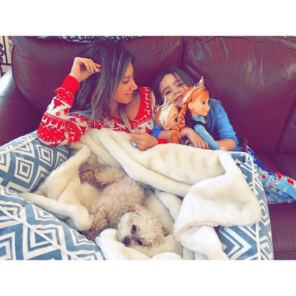 Фото №5 - Звездный Instagram: Игрушки знаменитостей