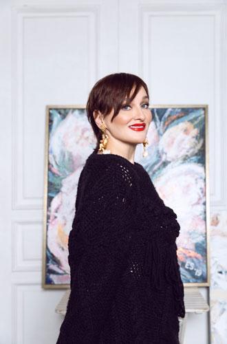 Фото №2 - Елена Сотникова: «Мои картины в основном покупают самодостаточные женщины»