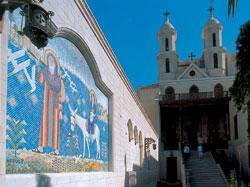 Фото №8 - Эль-Муалляка — надвратная церковь Богородицы